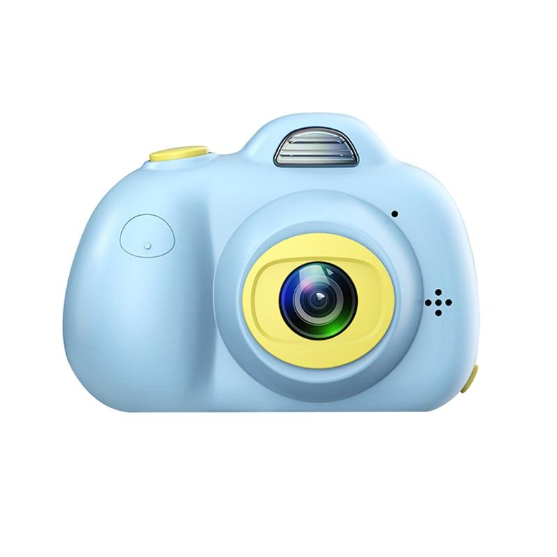 2 inch HD Screen Children Kids Digital Camera Cartoon Dual Sens 8MP 1080P HD Min