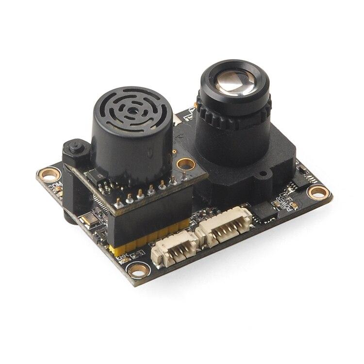 F18515/7 PX4FLOW V1.3.1 sensor de flujo óptico Cámara inteligente con MB1043 módulo ultrasónico sonar para PX4 Pix Flight Control sistema