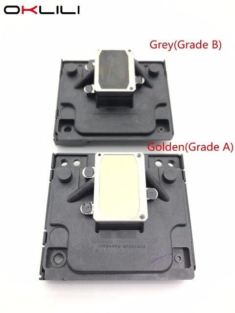 F181010 głowicy drukującej głowica drukująca Epson ME2 ME200 ME30 ME300 ME33 ME330 ME350 ME360 TX300 CX5600 TX105 TX100 TX101 L101 L201 L100