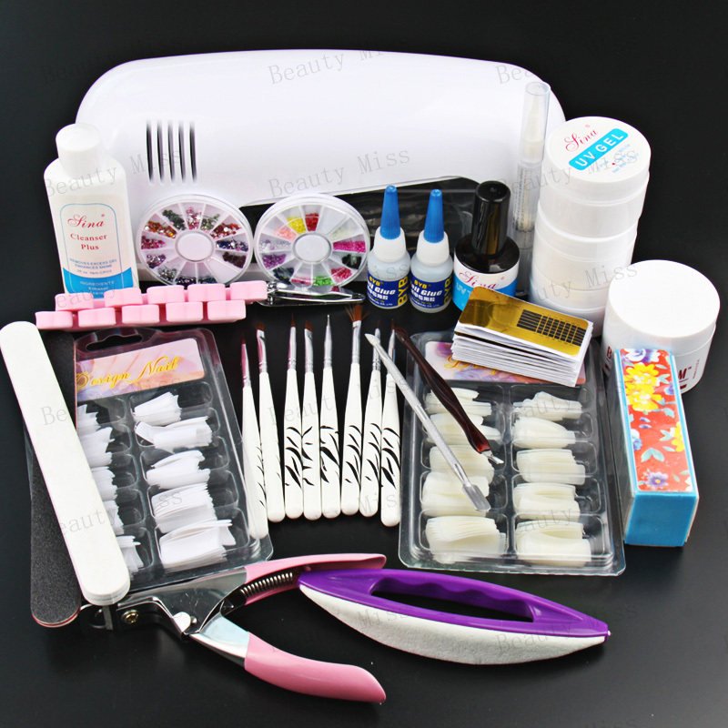 Nail Art Tools Australia Ideas Hollywood Nails All In One System