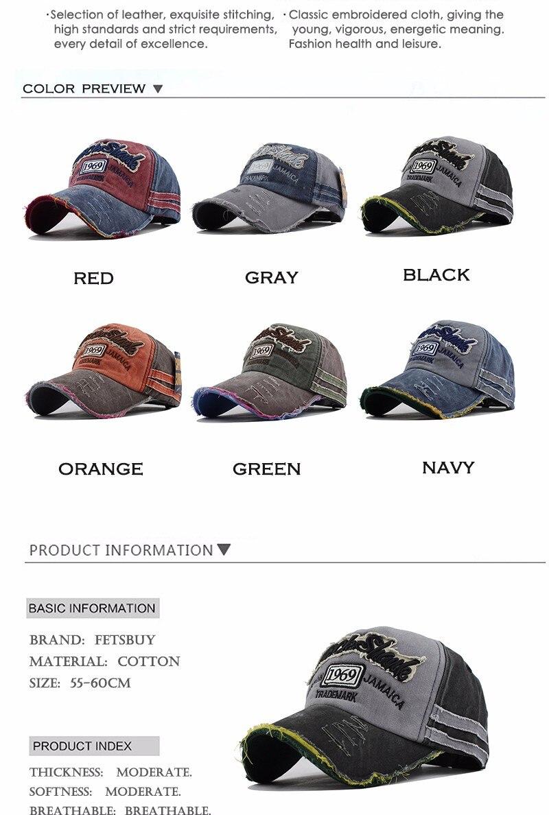 FETSBUY Brand Snapback Men Baseball Cap Women Caps Hats For Men Bone Casquette Vintage Hat Gorras 6 Panel Winter Baseball Caps 16