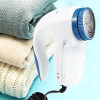 Femei électrique vêtements anti-peluche Fuzz rasoirs pour chandails/rideaux/tapis vêtements peluches granulés Machine coupe pilule