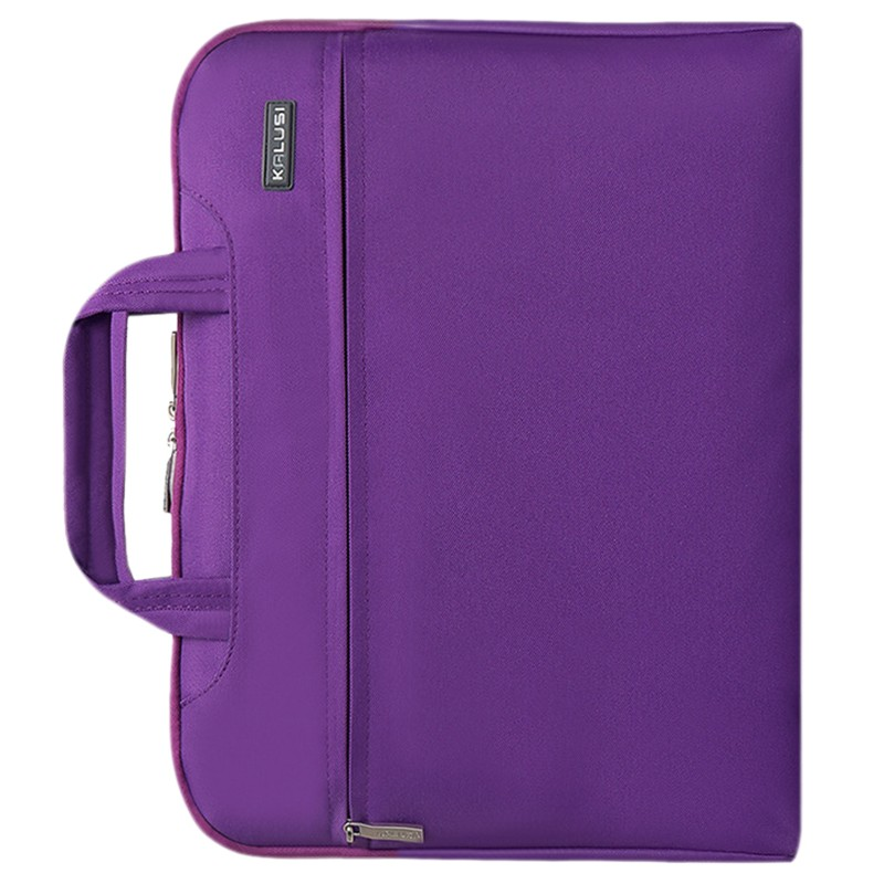 New waterproof arrival laptop bag case computer bag notebook cover bag 14 inch for Apple Lenovo Dell Computer bag(Purple)