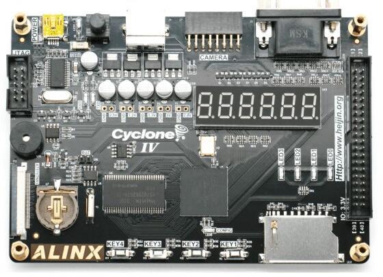 HOT SALE] Cyclone IV EP4CE115 DDR2 64BIT+ USB Blaster+ALTERA