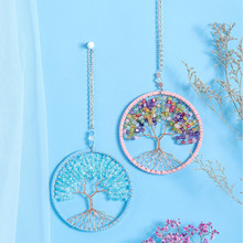 Tree of life accessories home pendant crafts birthday creative gift tree wall hangings decorations