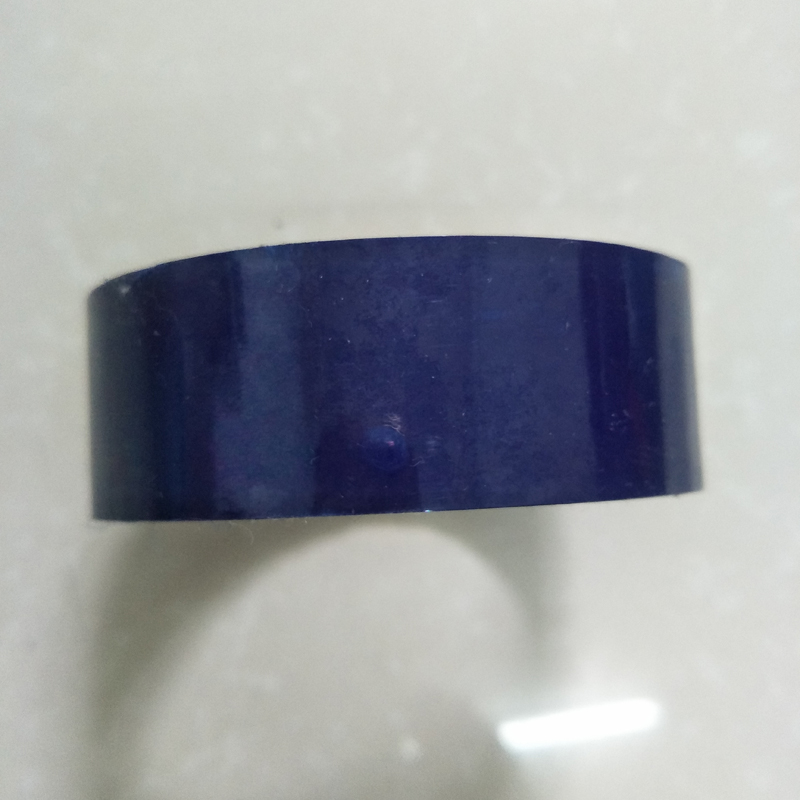 Office Adhesive Tape Open-Minded 30 Mm 15m Blue 1 Pcs Free Shipping Bopp/pet Adhesive Sealing Packaging Tape Security Void Open Tampering During Transport