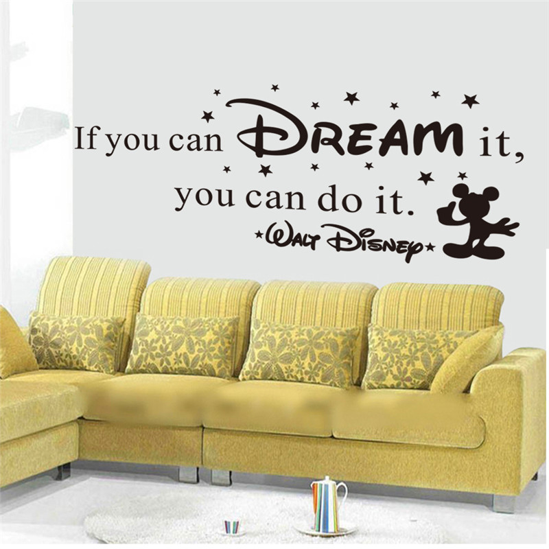 Study Home Creed Rules House Wall Decor Wall Stickers Best Fashion ...