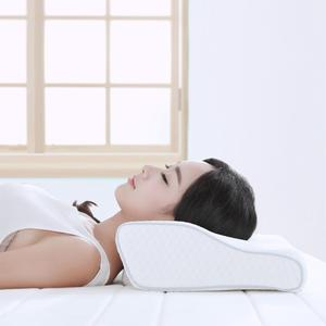 Image 2 - Slow Shape Rebound Butterfly Wings Antibacterial Pillow Xiaomi H2 Support Contour Pi Foam llow 8H Neck Original Memory Soft 66