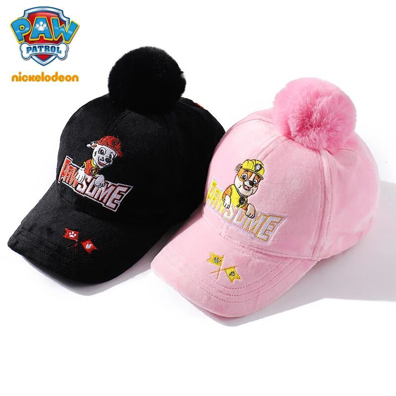 2b7164675c8 Detail Feedback Questions about New Genuine paw patrol Baby Cap For Children  winter hat for Girls boys Kids Hat Baby kids fluffy hat Autumn winter toy  gift ...