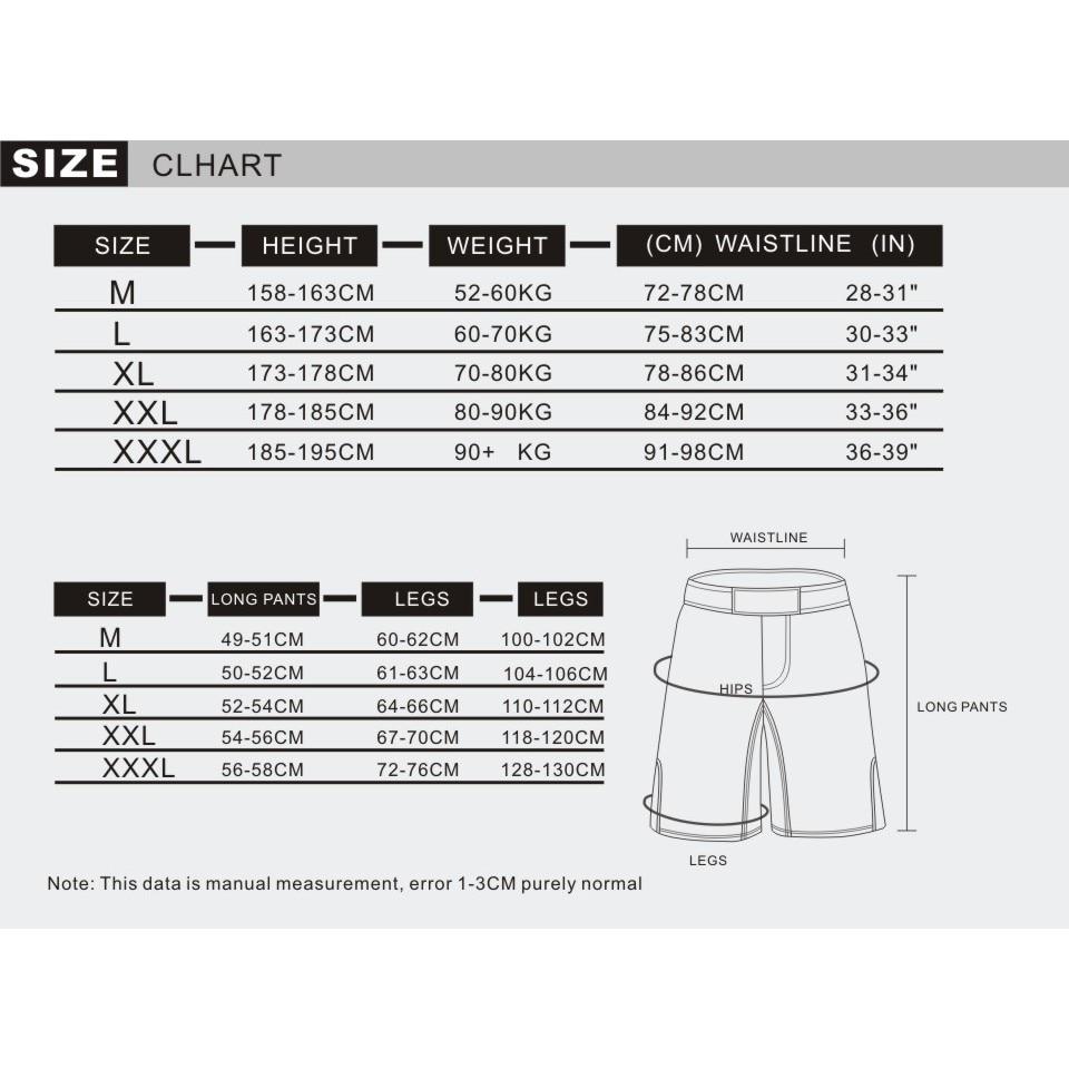 aliexpress com buy suotf mma boxing knife wolf movement cotton loose size training kickboxing shorts mma fight shorts muay thai boxing mma shorts from  [ 960 x 960 Pixel ]