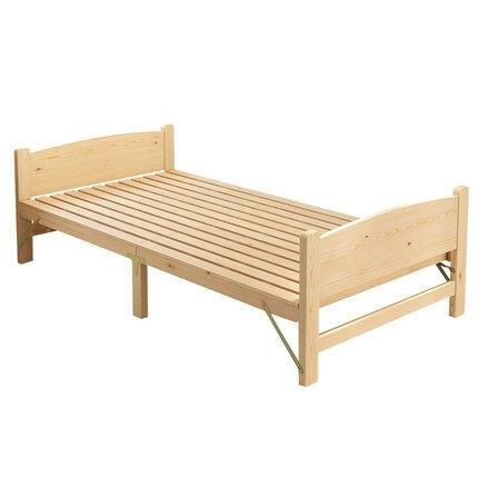 en bois massif lit pliant simple double lit adulte pause déjeuner de