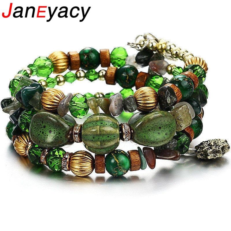 Купить лидер продаж 2018 винтажные браслеты janeyacy с кисточками из