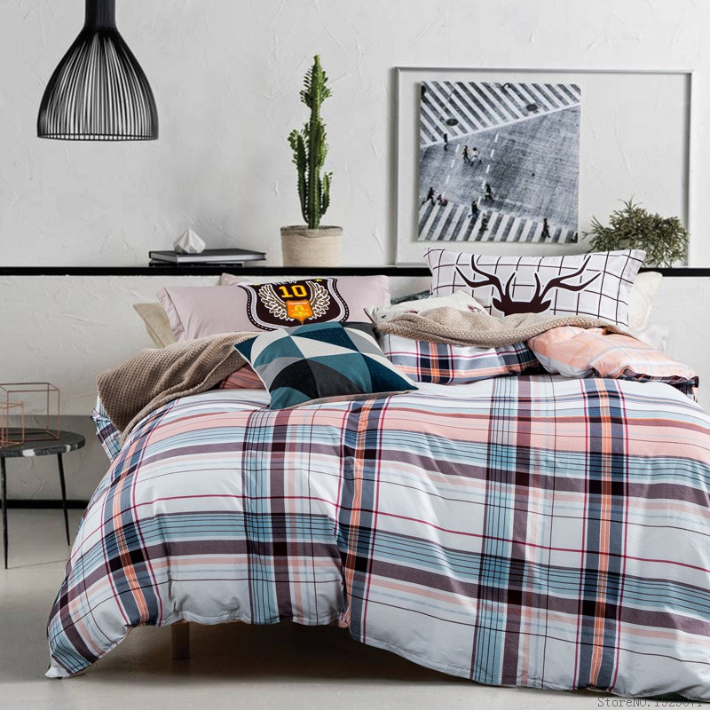 pare Prices on Blue Striped Bedspread line Shopping