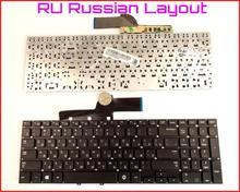 """Nuevo teclado ru ruso versión para samsung np300e5e np350e5c 350e5c 300e5e 350v5c np350v5c 15.6 """"del ordenador portátil sin marco"""
