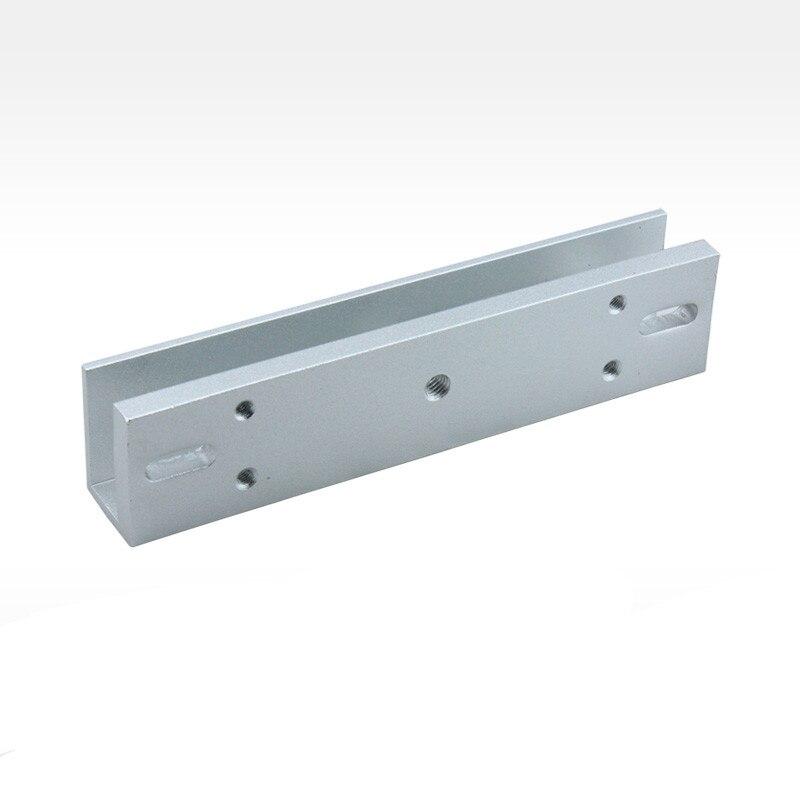 280KG U Clip Magnetic  Lock Door Closer For Access Control System 280KG U Clip Magnetic  Lock Door Closer For Access Control System