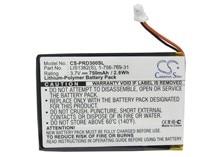 Cameron Sino 750mAh Battery 1 756 769 31, 9702A50844, 9924A60515, LIS1382(S) for Sony PRS 300, PRS 300BC, PRS 300RC, PRS 300SC