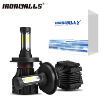 H4 9003 HB2 H7 H9 H8 H11 9005 HB3 9006 HB4 H13 Car LED Headlight Bulbs