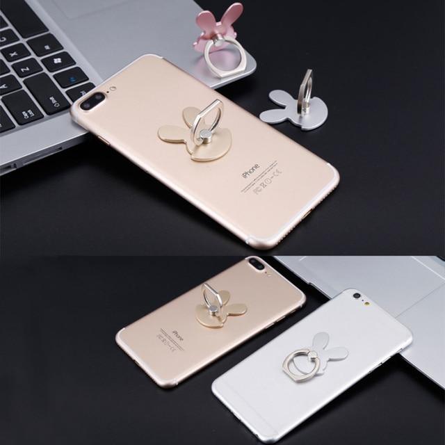 Kawaii Finger Ring Phone Holder