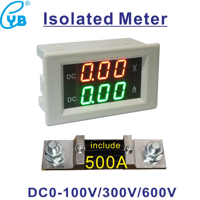 Strict Current Monitor Ac 50a With A Transformer Current Meter Current Indicator Led Digital Ammeter Current Panel Meter Dc 5v 12v 24v Big Clearance Sale Electrical Instruments Measurement & Analysis Instruments