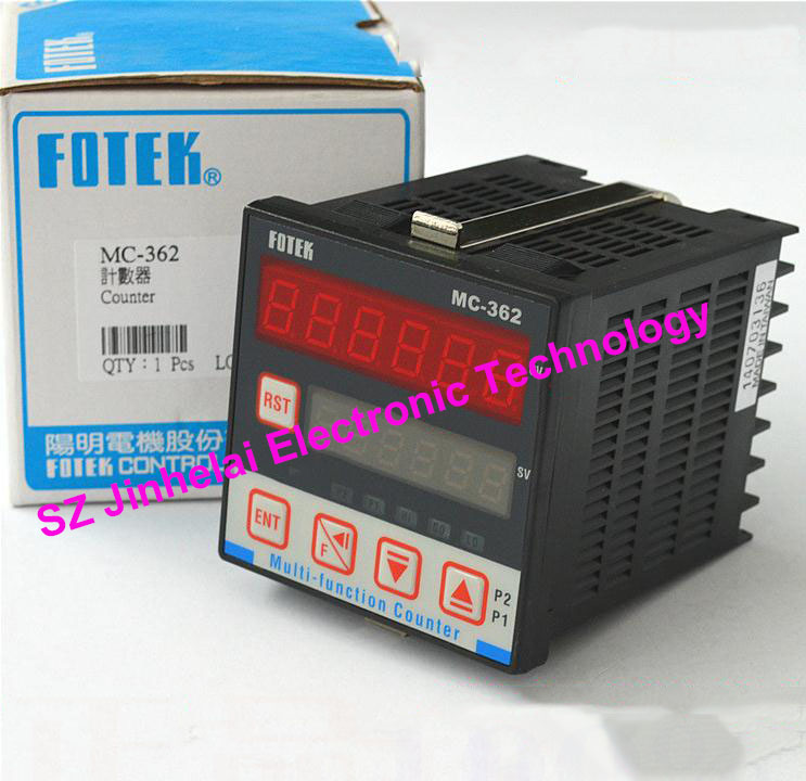 New and original  MC-362  FOTEK   Made in Taiwan   90-265AVC лупа bao workers in taiwan 10