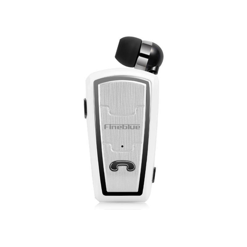 Original FineBlue FQ208 Clip-on Bluetooth Headset Anti-lost Retractable Wireless Earphone Clip Handsfree Headphone With Micr (15)
