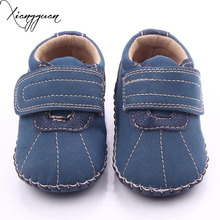 New Arrival Beautiful Hign Quality Pieced By Hand  Leather Baby Boys Girls Prewalker Shoes 0-15 Months