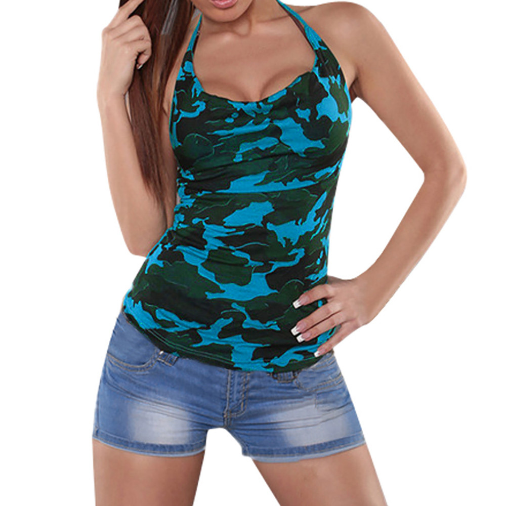 Women Blouse Fashion Women Vest Print   Tops   Feather Print Sleeveless Shirts Plus Size Blouse Casual O-neck   Tank     Tops   2019