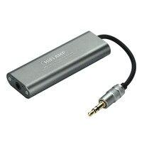 портативный привет-Fi стерео аудио усилитель для наушников 3, 5 мм AUX кабель для телефона