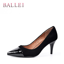 Handmade Woman Fashion Pumps Luxury Genuine Leather Sexy Pointed Toe Thin Heel Shoes Classic Elegant Office Lady Pumps X8 цены онлайн
