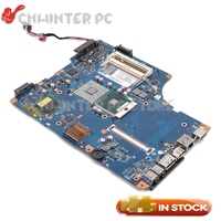 NOKOTION For toshiba Satellite L500 L505 Laptop motherboard HD GMA DDR2 only ree cpu K000083120 K000083110 KSWAA LA 4981P