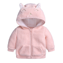VTOM Baby Jacket Winter Infant Girls Clothes Newborn Warm Snowsuit Outerwear Hooded Fur Thick Toddler Children Boys Snow Coat winter baby girls clothes warm jacket xmas snowsuit girls winter coat 3 13y baby hooded jacket outerwear velour kids snowsuitsr