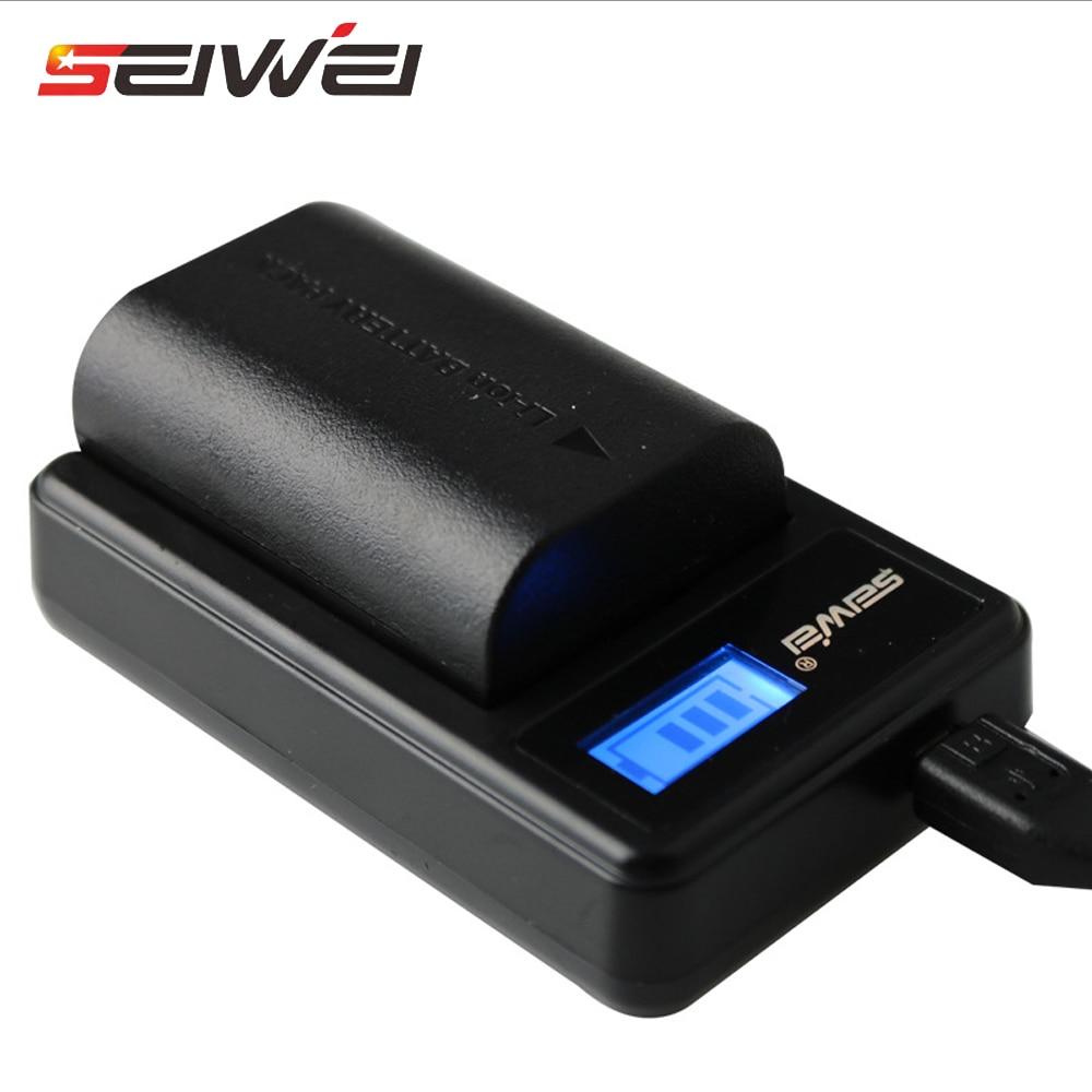 2600mAh LP E6 LP E6 Digital Camera Battery USB Charger for Canon EOS 5D Mark II 2 III 3 6D 7D 60D 60Da 70D 80D DSLR EOS 5DS in Digital Batteries from Consumer Electronics
