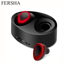 FERSHA New Wireless Bluetooth Headphones Mini Wireless Heads