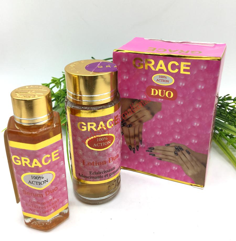 grace duo 100% cation serum and lotion