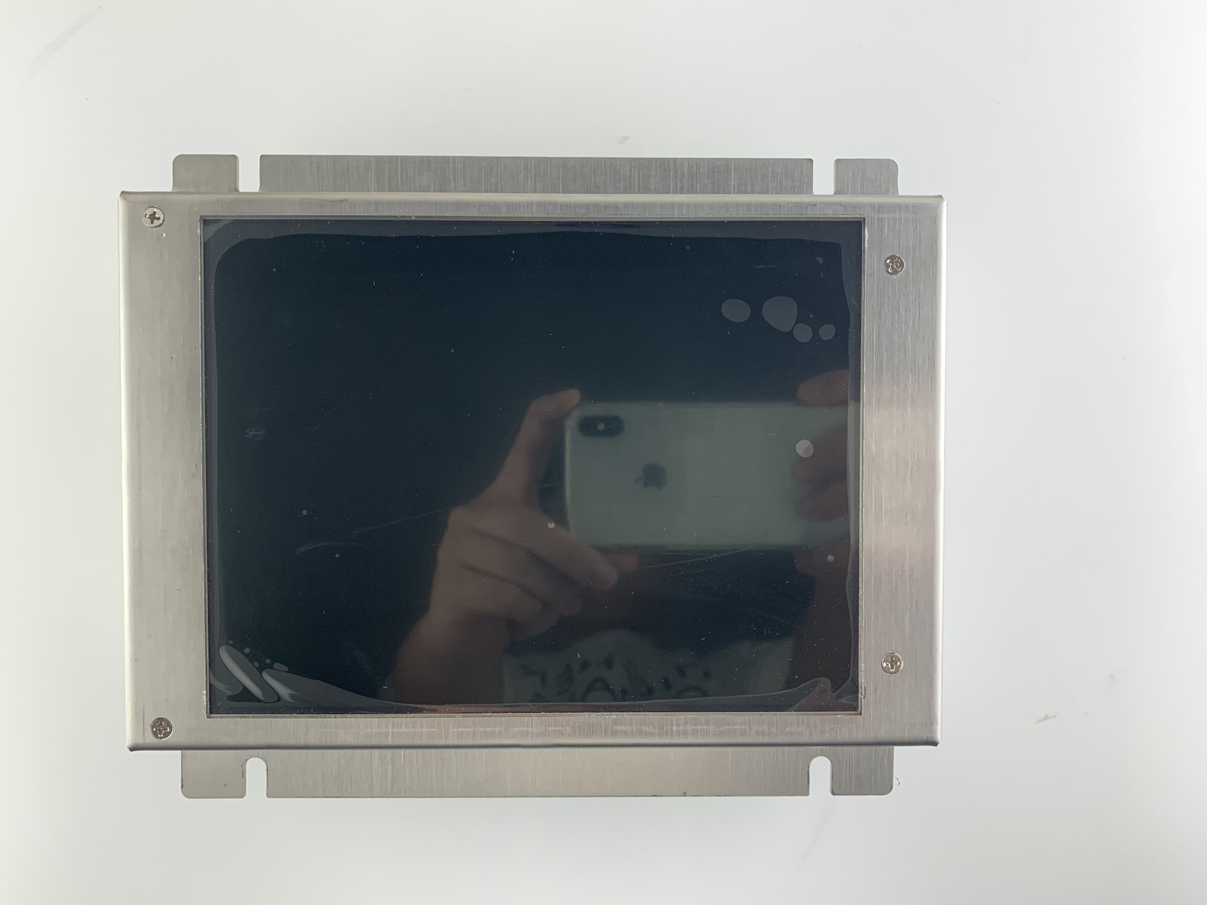 A61L 0001 0072 compatible LCD display 9 inch for CNC machine replace CRT monitor HAVE IN