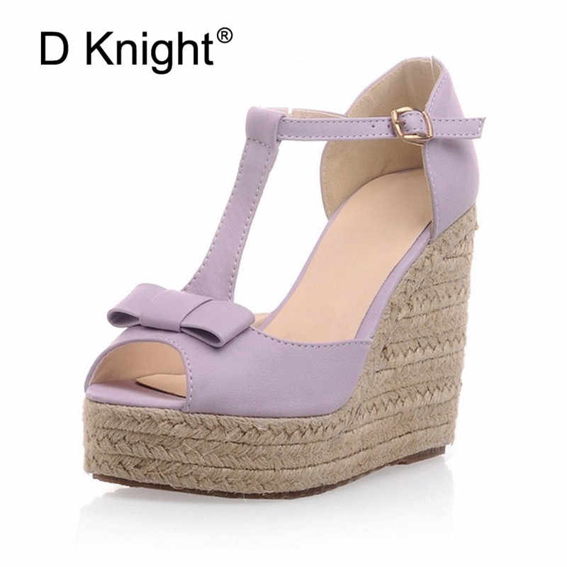 111278b9f6c Detail Feedback Questions about Size 32 44 Wedges Women Sandals Open ...