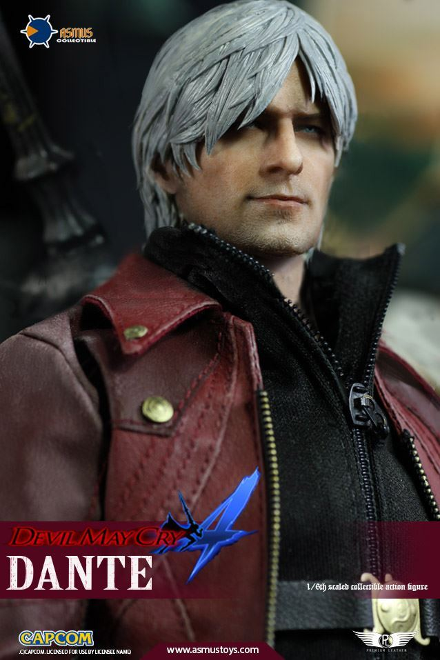 US $229 99 |Asmus Toys DMC001 1/6 Devil May Cry 4 Dante Normal / Luxury  Version Collection Action Figure for Fans Holiday Gift-in Action & Toy  Figures
