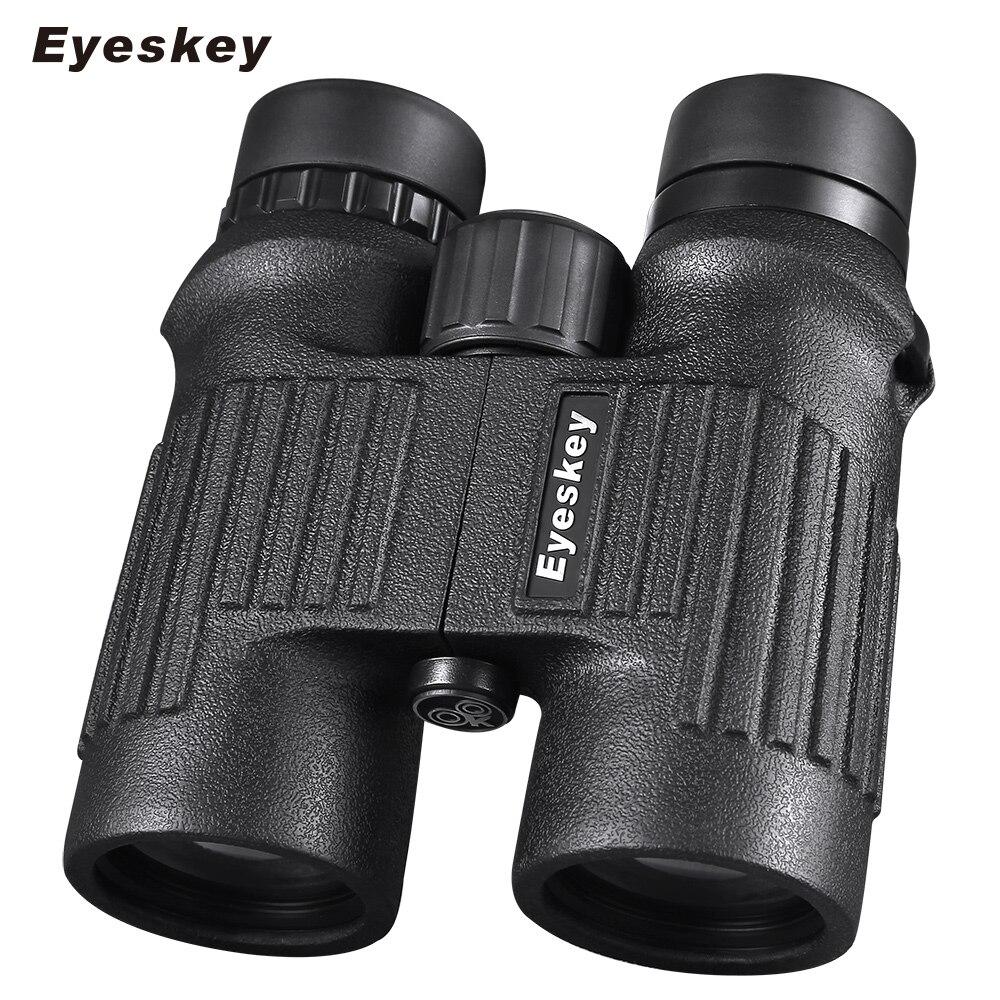 Eyeskey Binocular Night Vision Waterproof Binoculars Professional Bak4 Prism Phasm CoatingTelescope for Camping Hunting