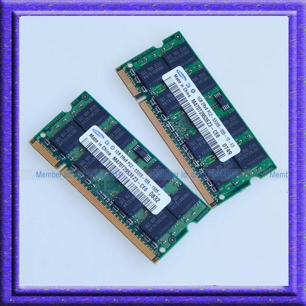 2GB 1024MB PC2-5300 DDR2 RAM Desktop MEMORY 667MHz low density non-ECC