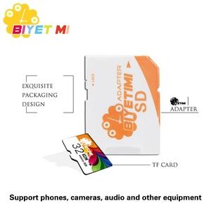 Image 3 - Biyetimi Speicher Karte 128GB 64GB 32GB micro sd karte 16GB 8GB Class10 flash karte Memory Microsd für Smart phone/Tablet