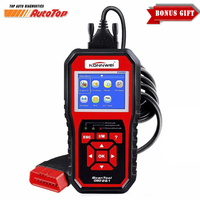 KONNWEI KW850 Automotive Scanner ODB OBD2 Diagnostic Tool Reading And Clearing Vehicle Trouble Codes Scanner Same