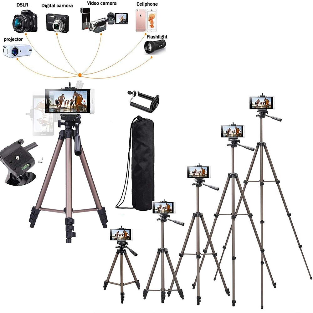 Tripods tripod for camera holder cam gorillapod stativ mobile mount tripe stand clip camera tripod for camera and phone (4)