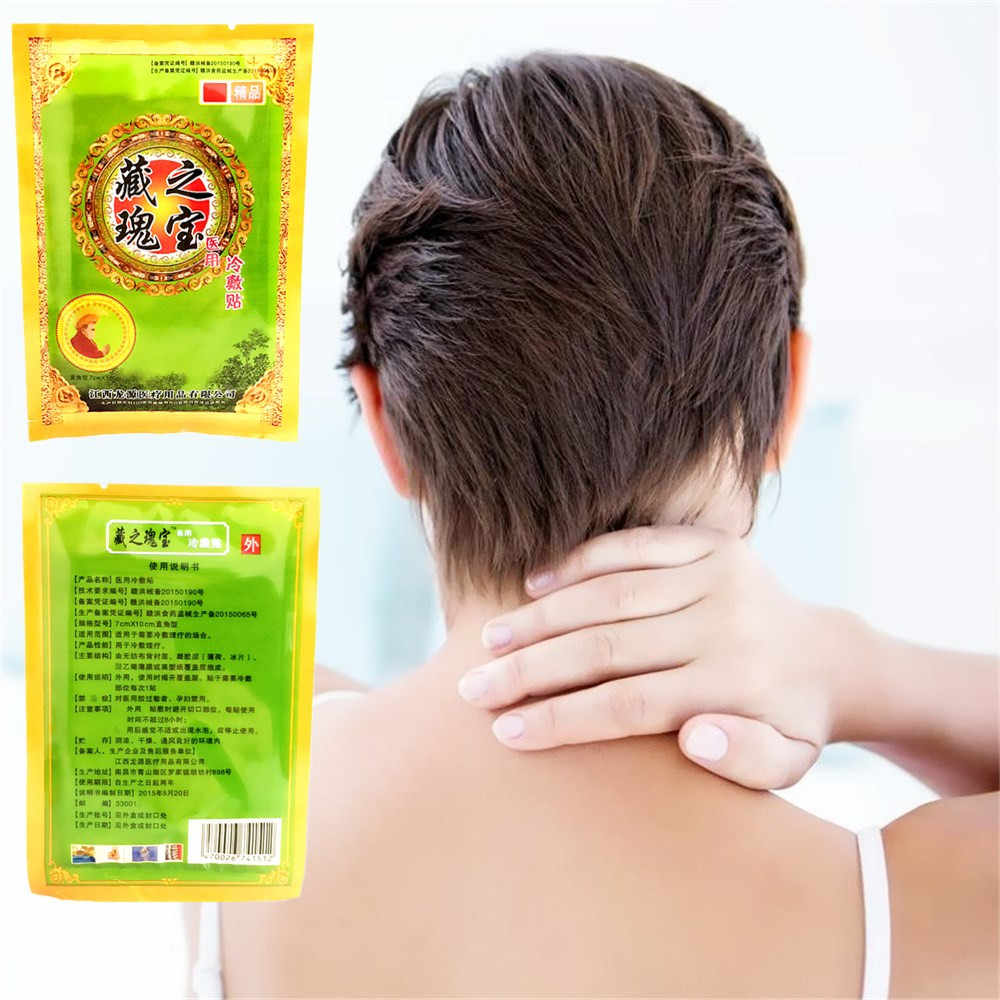 En gros MIYUELENI Toad venin compresse froide soulager la douleur huile essentielle plâtres articulation douleur Patch traitement genou os douleur éperons