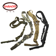 CS war game military equipment gun army Portable tactical hunting Accessories Airsoft Paintball One Point Slings Sling