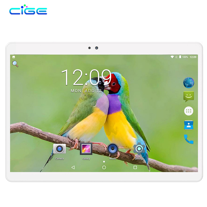 Free Shipping 10.1 Inch Tablet PC 1280*800 IPS MTK8752 Octa Core WIFI Bluetooth SIM 3G 4G LTE Tablets Mobile 4GB/32GB Phablet