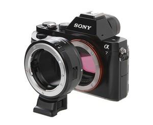 Image 5 - Viltrox NF NEX Lens Adapter w/ Tripod Mount Aperture Ring for Nikon F AF S AI G Lens to Sony E Camera A9 A7SII A7RII NEX 7 A6500
