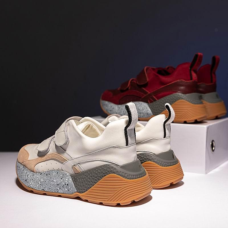ERRFC 2019 جديد وصول البريطانية إمرأة أسود عارضة الراحة الأحذية الأزياء شقة منصة الدانتيل يصل امرأة الإمالة حذاء فاخر 40-في أحذية نسائية مسطحة من أحذية على  مجموعة 1