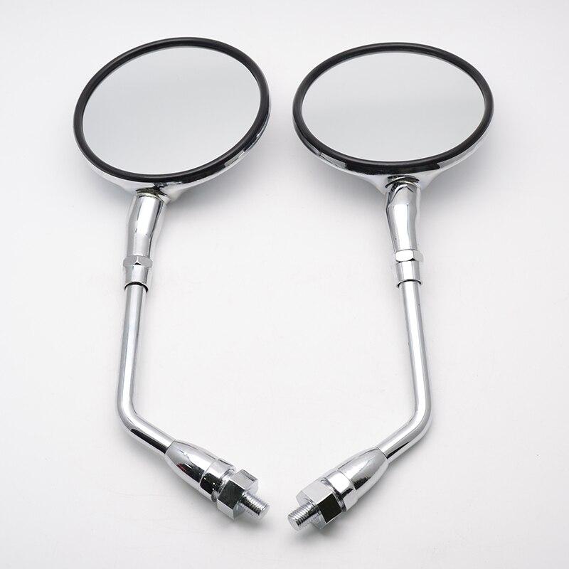 Motorcycle Rear View Mirror for HONDA GL1100 GL500 GL650 CX500 CB650 VT1100 VF750C V45 CB250 400
