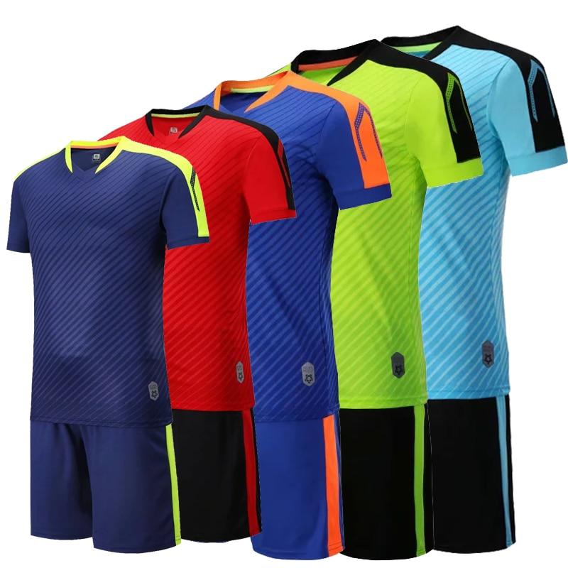 f790550aa soccer jerseys 2018 2019 Adult camisa de futebol customized jerseys  survetement football kits men DIY soccer uniforms training ~ Perfect Sale  June 2019