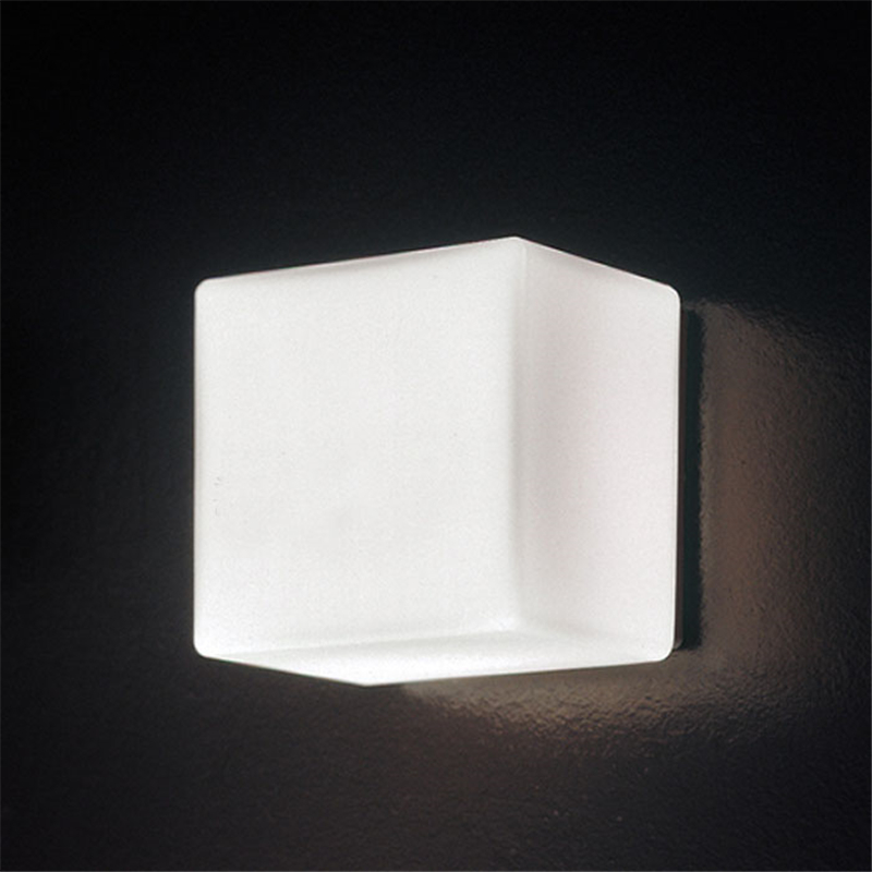White Nordic Glass Modern Wall Lamp Bathroom Led Mirror Light Fixtures Living Room Home Stairs Luster Antique Art Decoration modern led bathroom light stainless steel led mirror lamp dresser cabinet waterproof sconce indoor home wall lighting fixtures